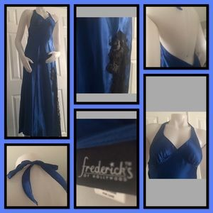 Frederick's of Hollywood Maxi Slip S